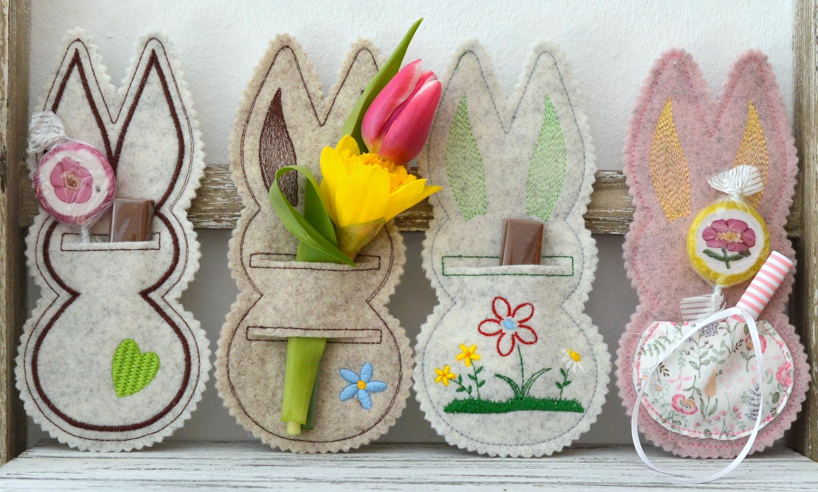 Stickdateien zu Ostern